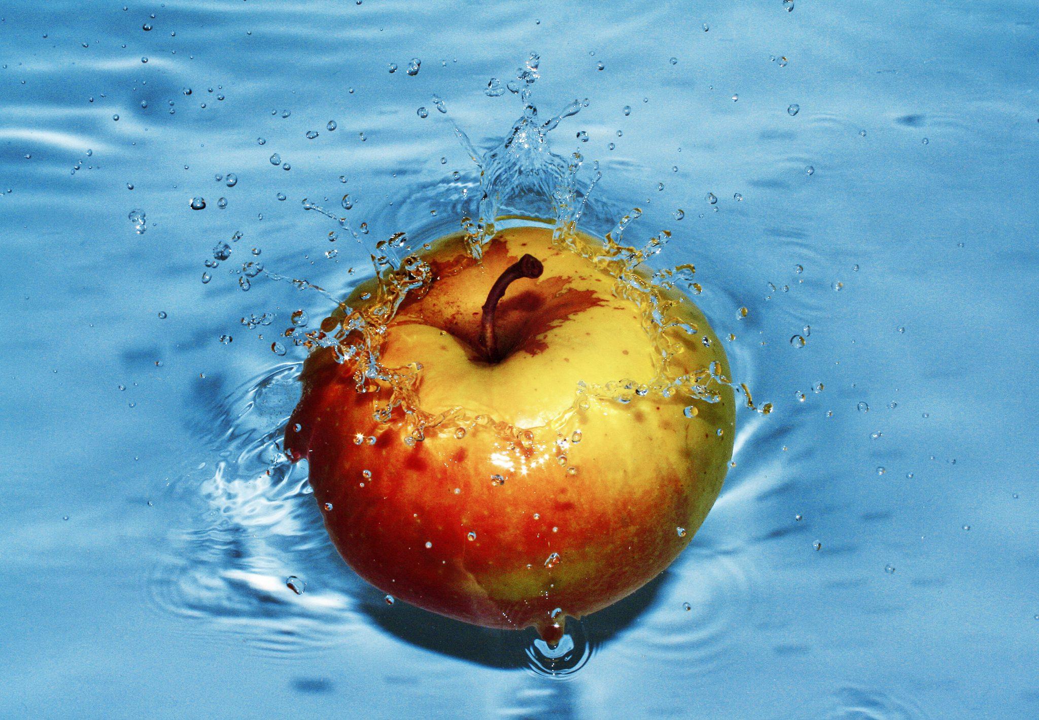 Los beneficios del agua tratada