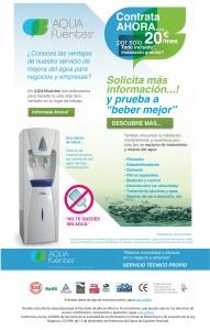 servicio de dispensadores de agua