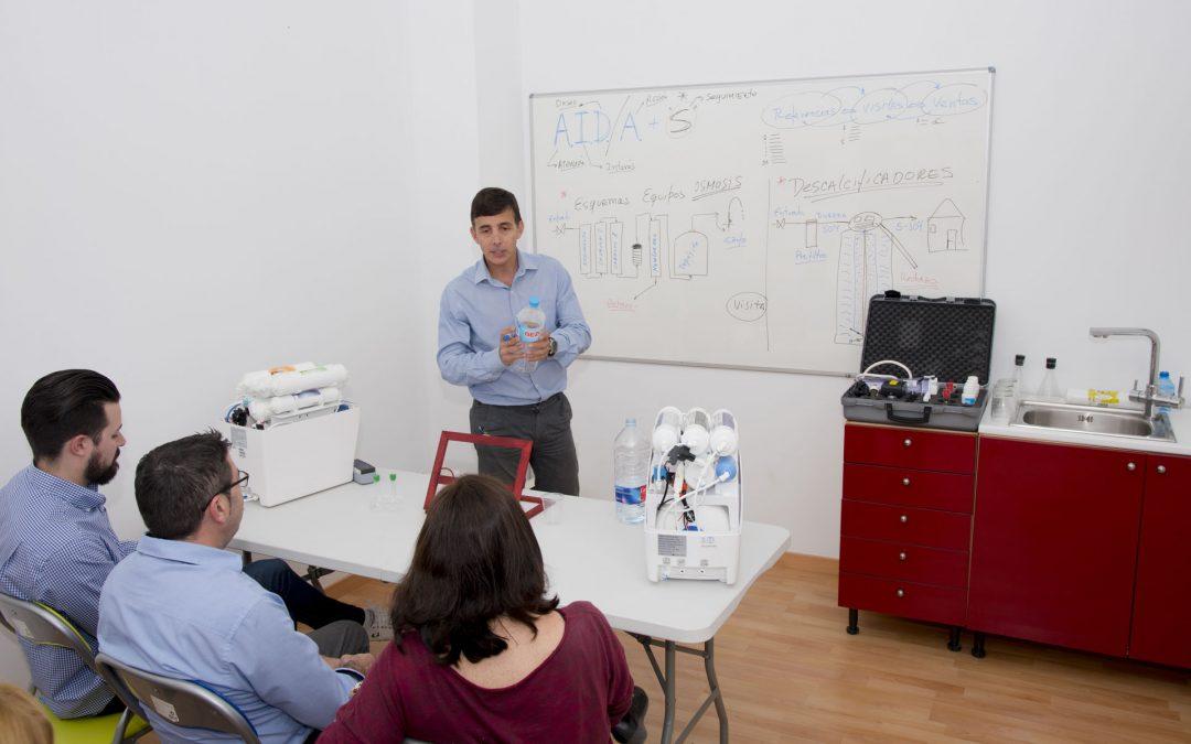 Entrevista a AQUAfuentes, con Alfredo Dueñas, director comercial