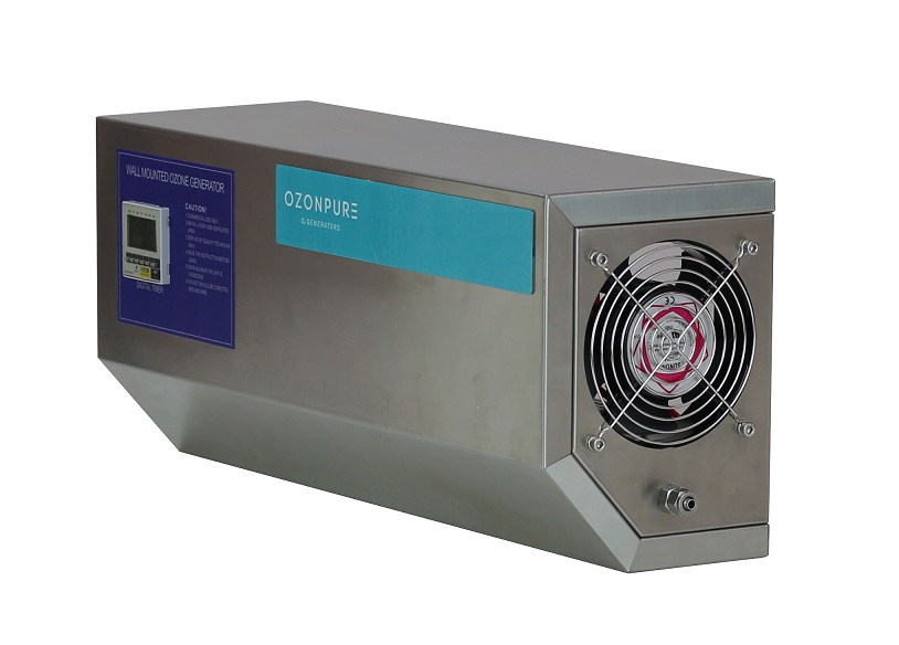 Generadores de Ozono para uso profesional